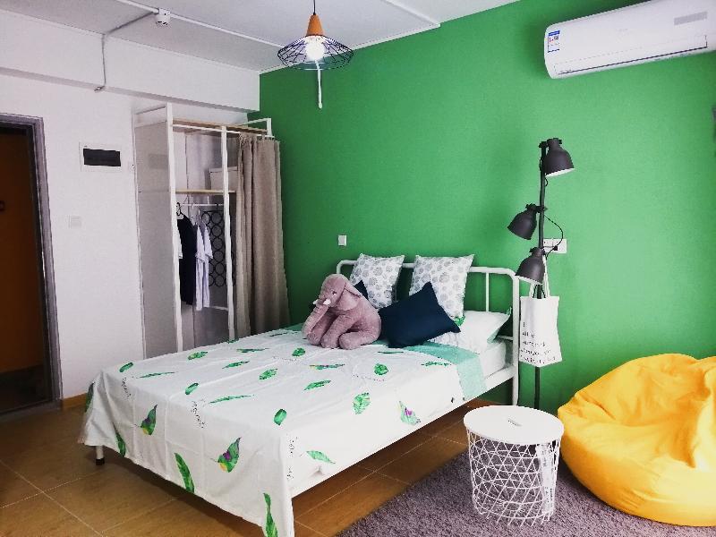 阳台房 · 泊寓HOME-福永聚福园公社