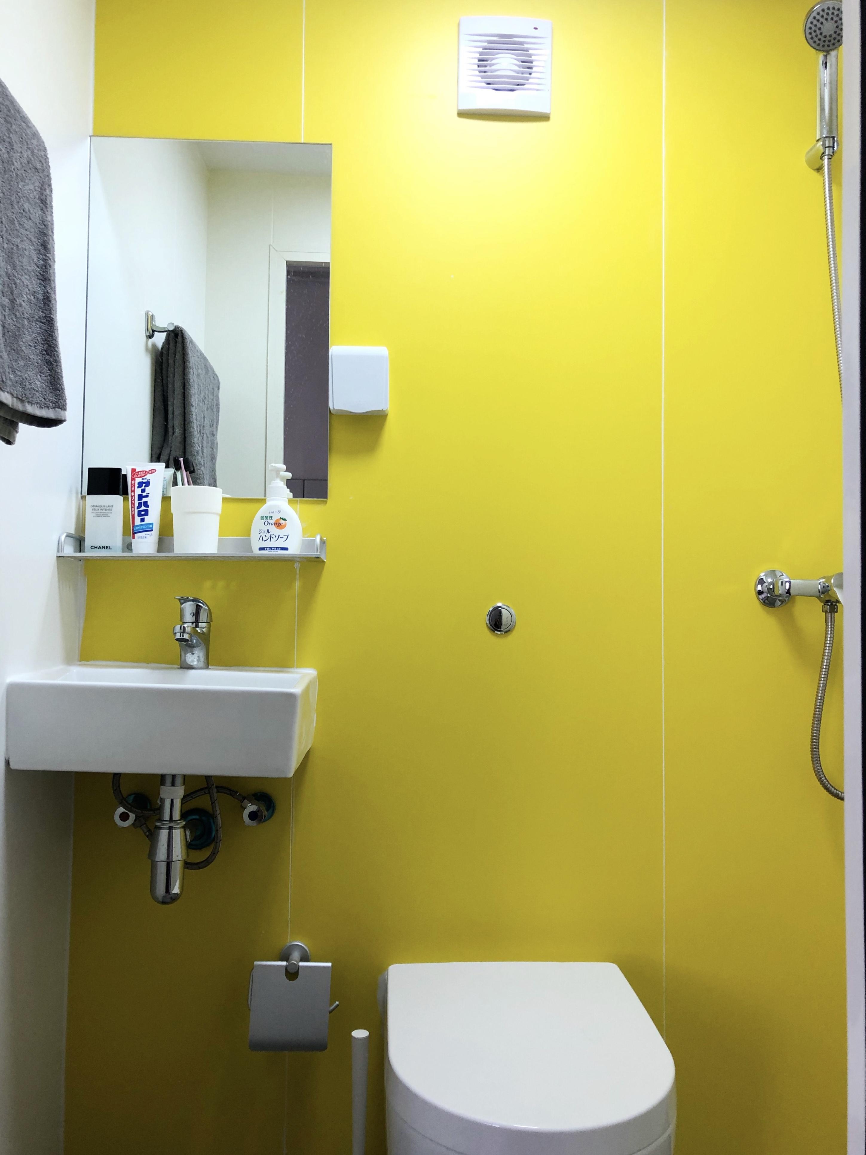 大单房带厨房阳台 · 泊寓-龙城上角环公社