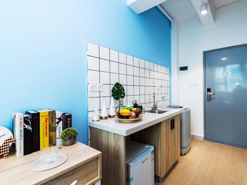 单房带电梯 · 泊寓-龙城上角环公社