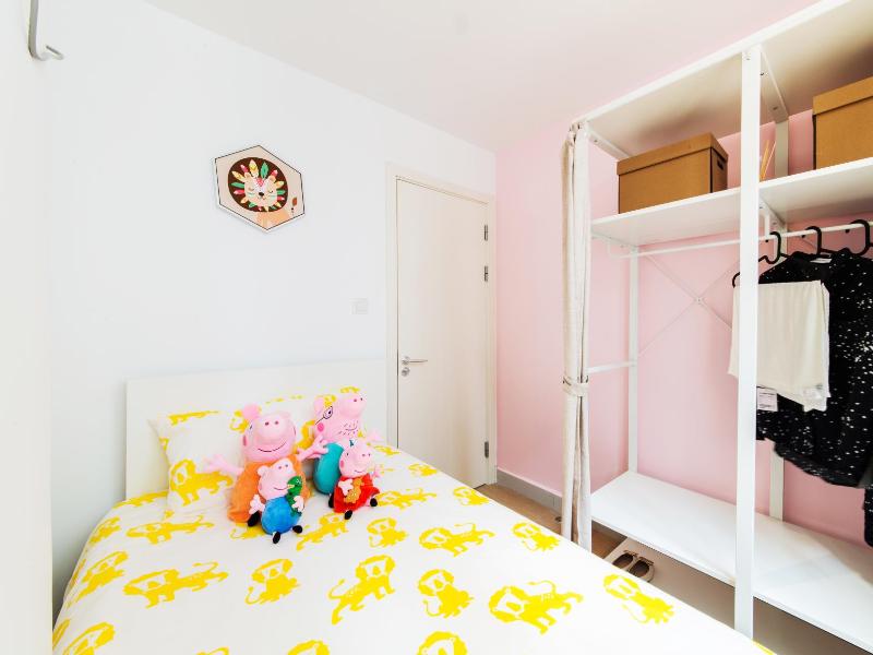 时尚两房一厅 · 泊寓-龙城上角环公社