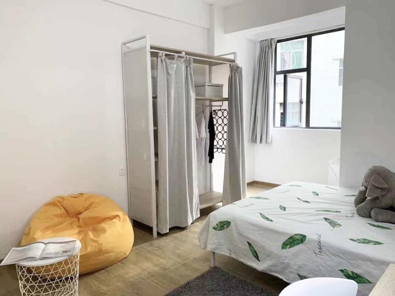 阳台房 · 泊寓HOME-福永马山公社