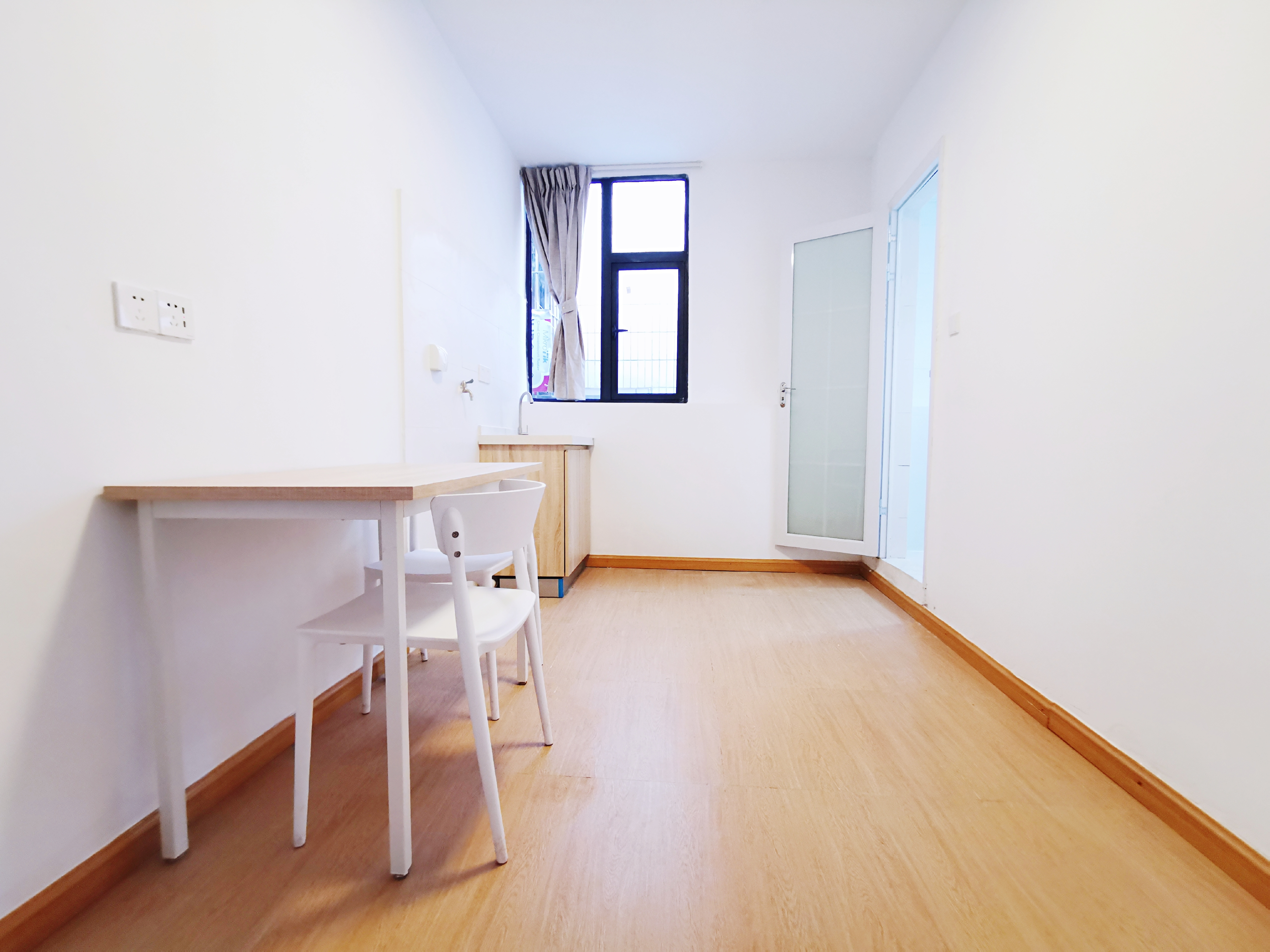 一房一厅 · 泊寓-福田梅村地铁公社