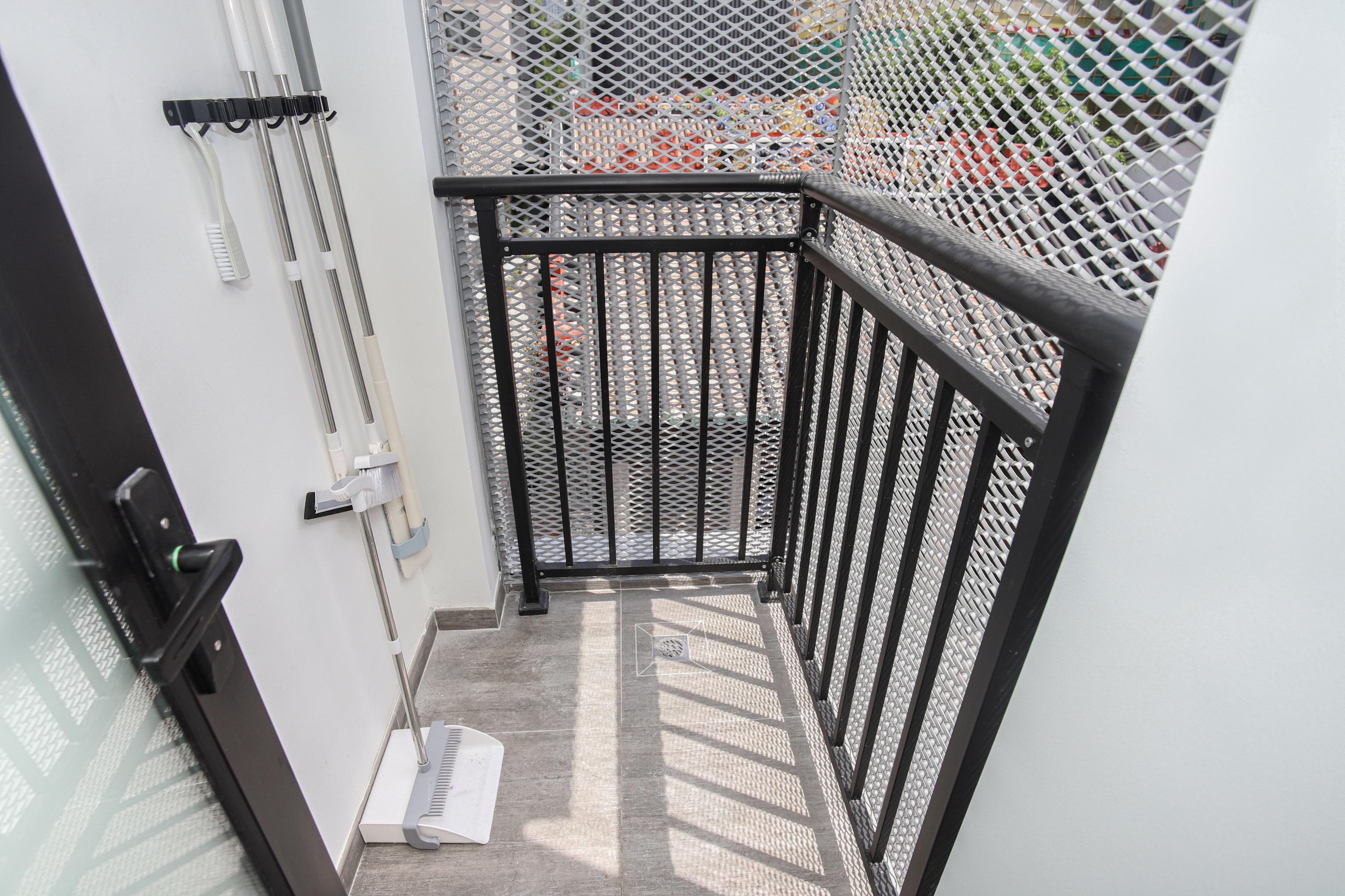 单房带厨房阳台电梯 · 泊寓-南头古城店