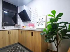 一房一厅带厨房·泊寓-布吉丹竹头圆墩公社