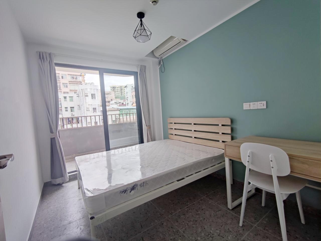 一房一厅带厨房阳台 · 泊寓-南头古城店