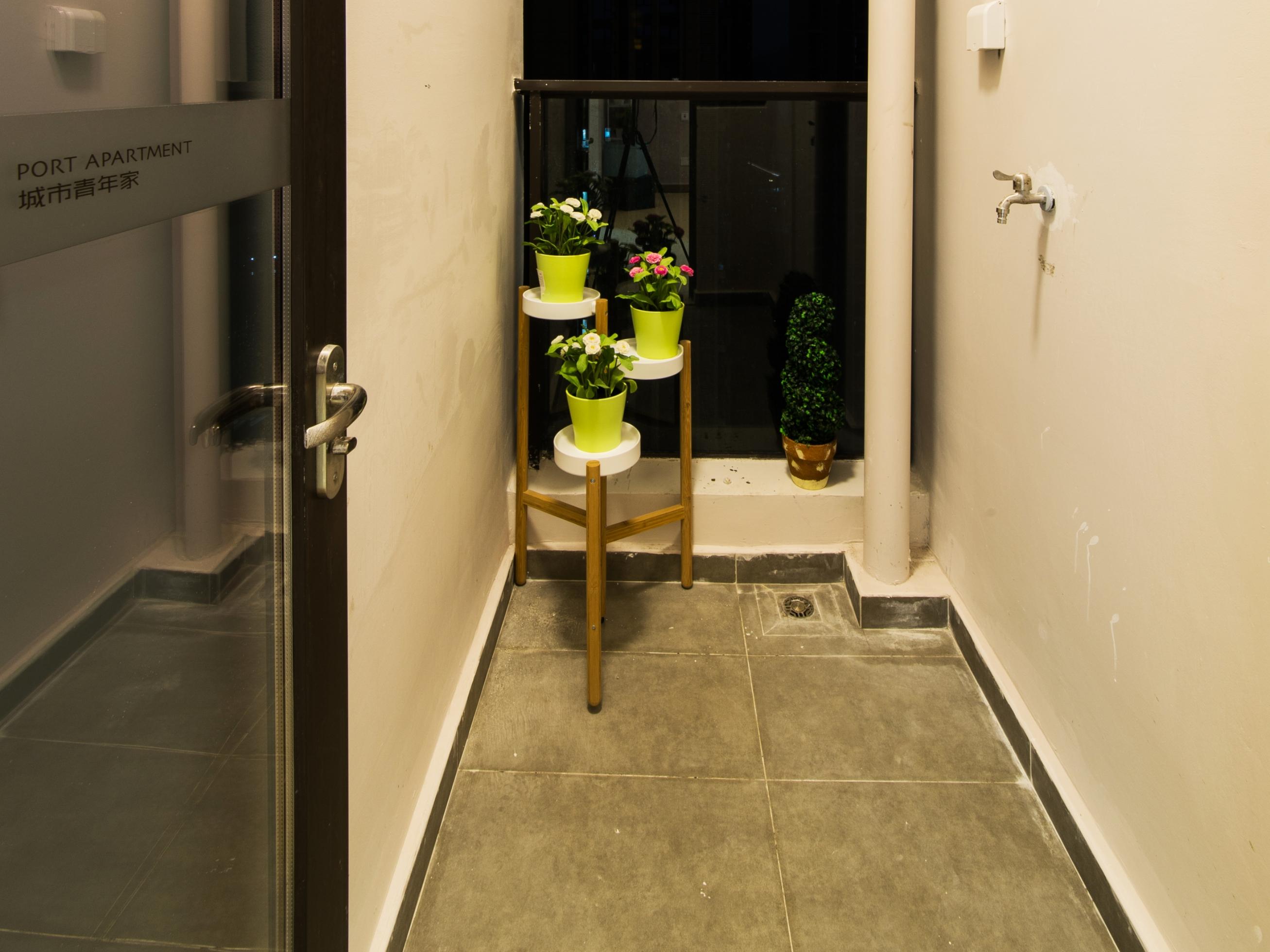 一房一厅(独立厨房) · 泊寓-布吉旗舰店