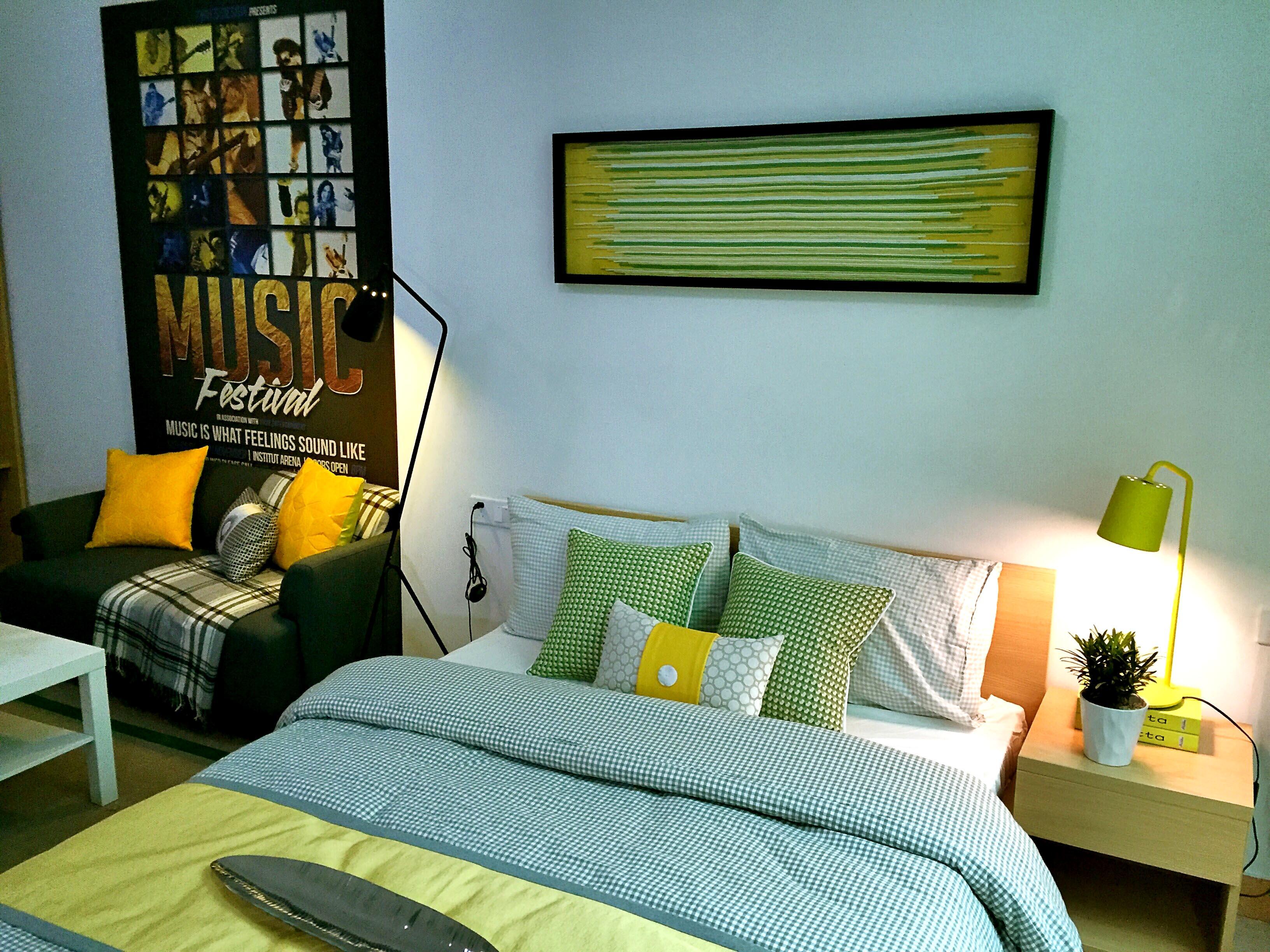 温馨舒适大单房C户型 · 泊寓-南山科技园店