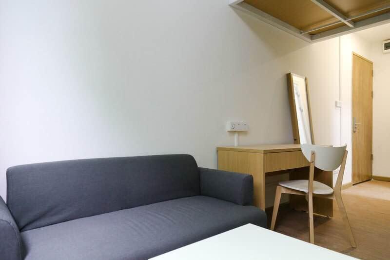 复式单房F户型 · 泊寓-南山科技园店