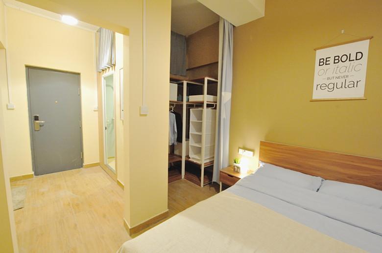 城市青年电梯一房一厅 · 泊寓-福永店